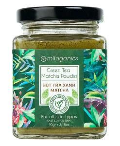 Milaganics Green Tea Matcha