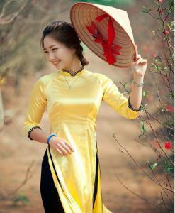 Ao Dai Viet Nam Best Price Custom Made