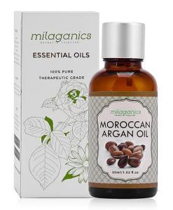Milaganics Natural Moroccan