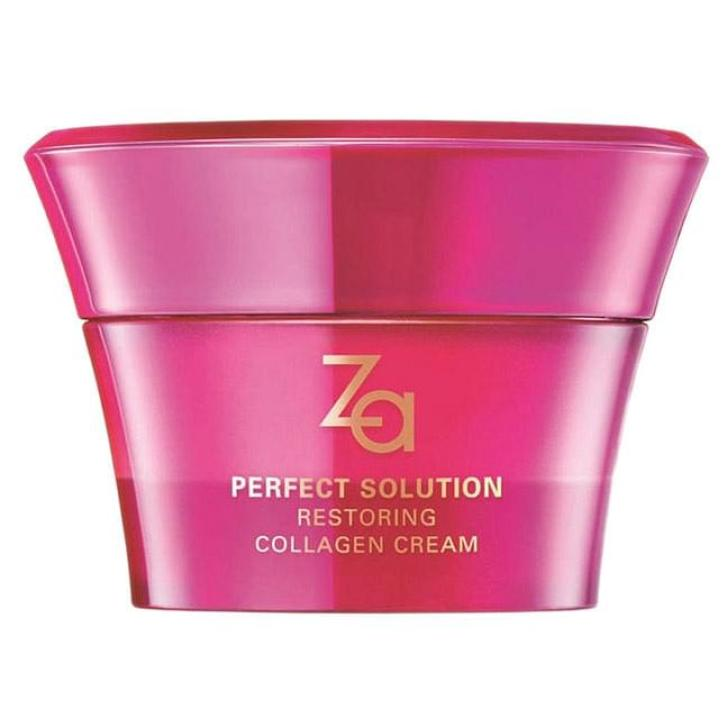 Za Cream Perfect Solution