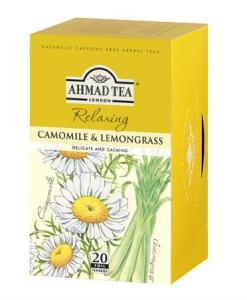 Ahmad Camomile Lemongrass Tea