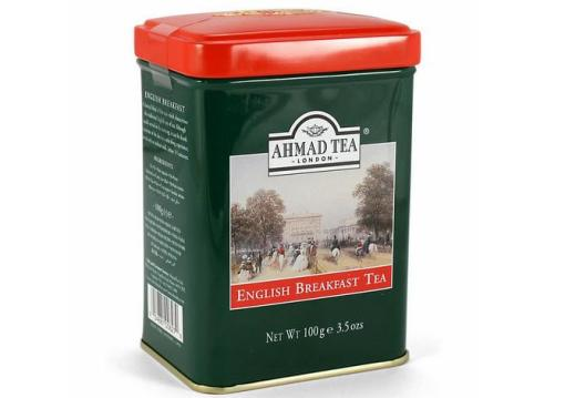 Ahmad London English Breakfast Tea