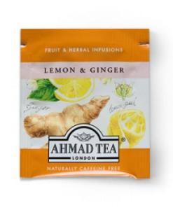 Ahmad Tea London Lemon Ginger 2