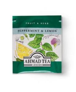 Ahmad Tea Peppermint Lemon 2