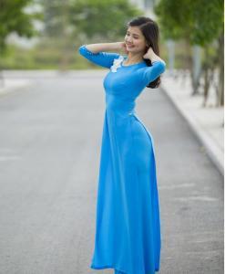 Ao Dai Hien Thao New Collection 2