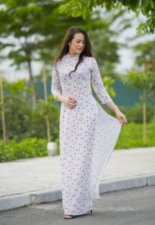 Ao Dai Tailor Made 2018 Collection 2