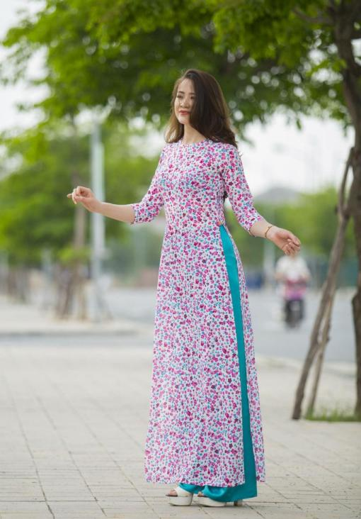 Ao Dai Vietnam New Collection 2