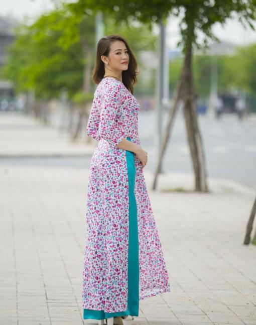 Ao Dai Vietnam New Collection 3