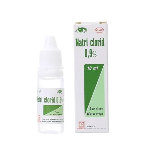 Natri Clorid Eye Drops