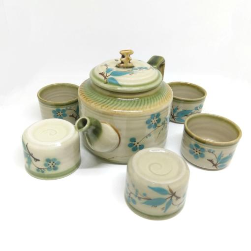 Vietnam Tea Set Pottery 3