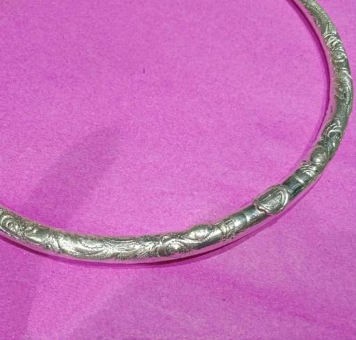 Pure Silver Necklace Vietnam 2