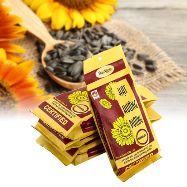 Vietnam Roasted Sunflower Seeds 2