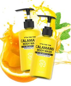 Calamansi Vita Tok Tok Body Wash 1