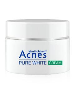 Mentholatum Acnes crème blanc pur
