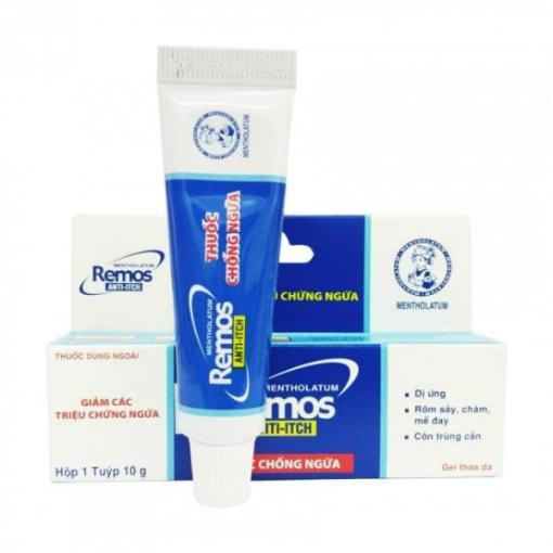 Mentholatum Remos Anti-Itch Gel
