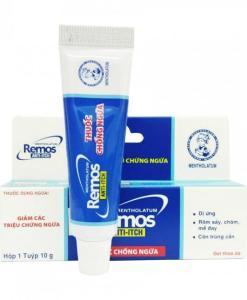 Mentholatum Remos gel anti-démangeaisons