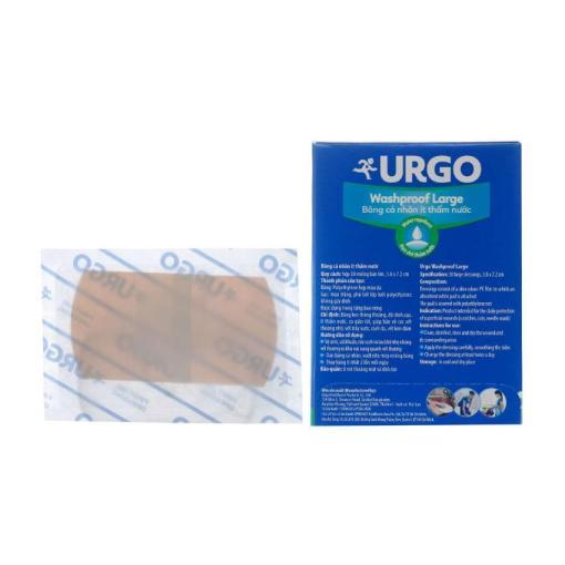 Urgo Medical Bandage Washproof 1