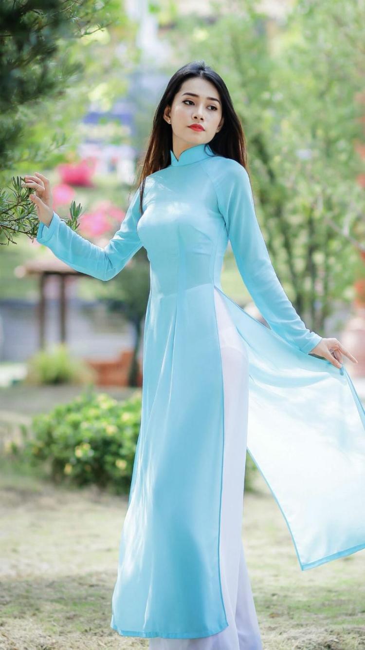 Ao Dai Vietnam Custom Tailors 1