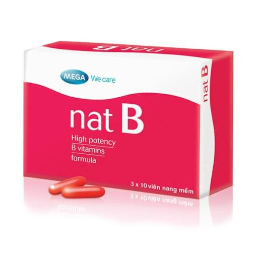 Nat B Mega We Care