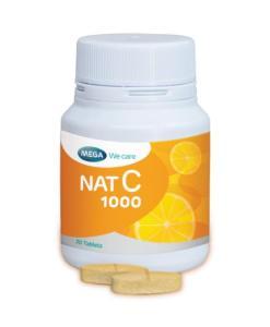 Nat C 1000 Mega Wecare