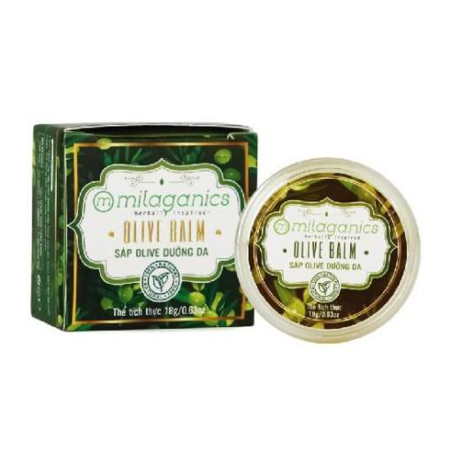 Olive Balm Milaganics