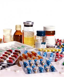 Médicaments en vente libre