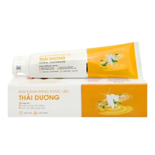 Thai Duong Herbal Toothpaste
