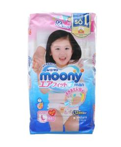 Moony Man Diaper Pants