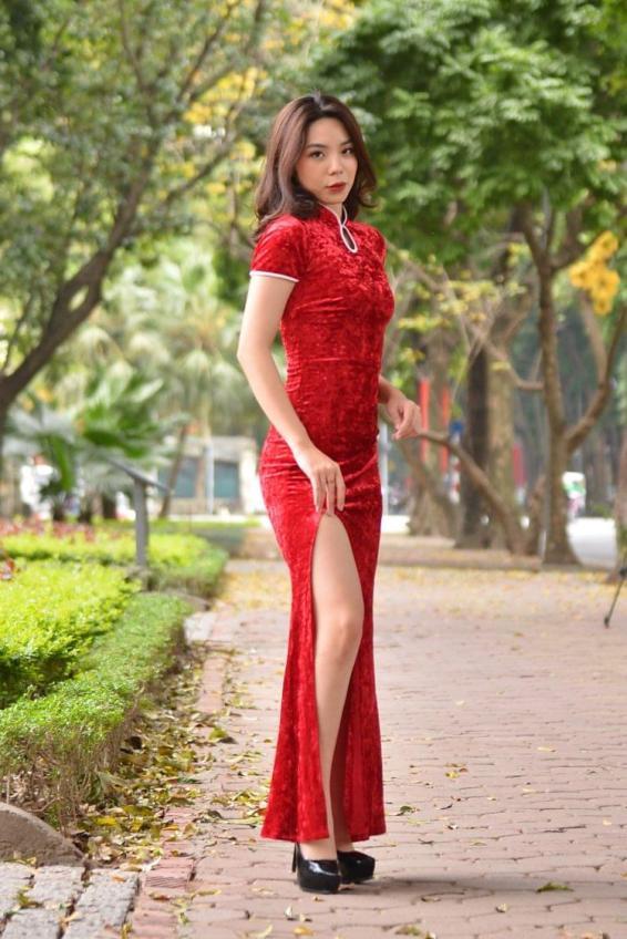 Vietnam Modern Cheongsam 4