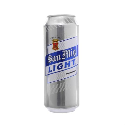 Beer San Mig Light Premium
