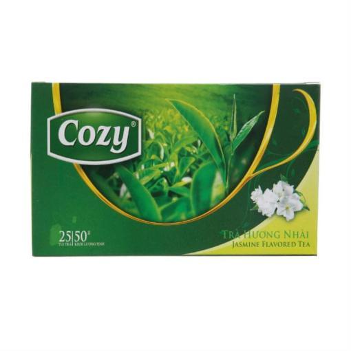 Cozy Jasmine Flavored Tea
