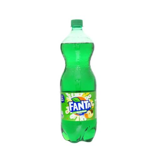 Fruit Ice Cream Soda Fanta