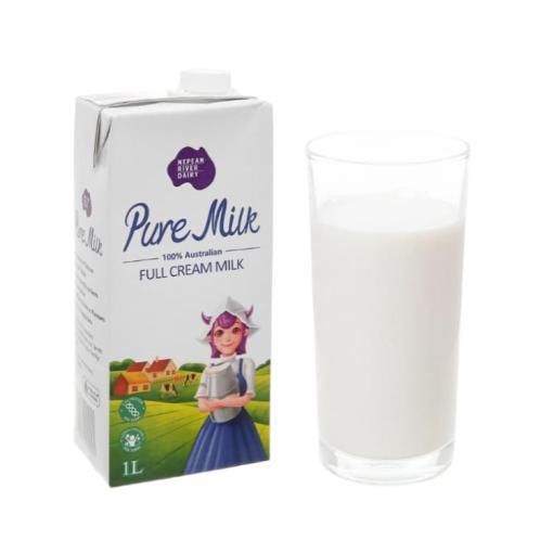 Full Cream Pure Milk