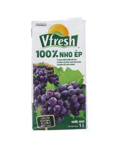 Grape Vfresh Natural Fruit Juice