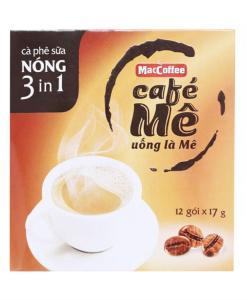 Hot Milk Coffee Me MacCoffee
