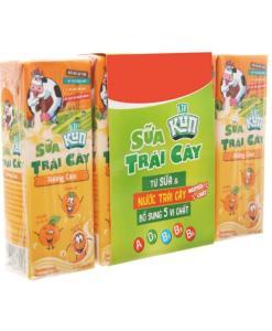 LiF Kun Fruit Milk Orange