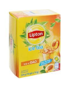 Lipton Ice Tea Peach Flavor