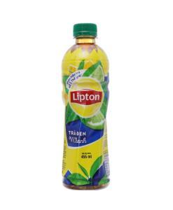 Lipton Lemon Black Tea Flavor