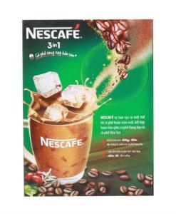 Milk Coffee Strong NesCafé 1