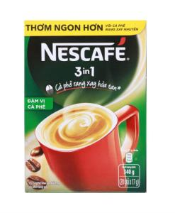 Milk Coffee Strong NesCafé