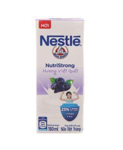 Nestlé NutriStrong Blueberry Flavor