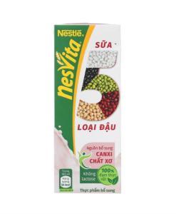 Nesvita 5 Beans Sweetened Soy Milk