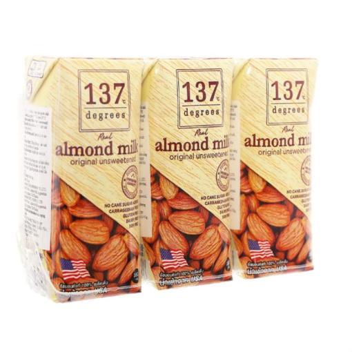 Real Almond Milk Original Unsweetened