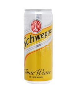Schweppes Tonic Soft Drink Soda