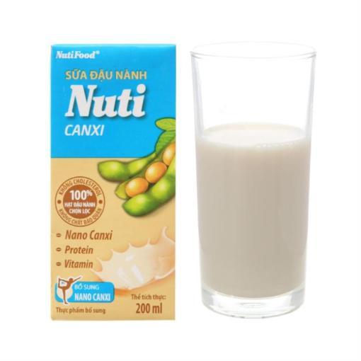 Soy Milk Nuti Canxi