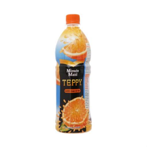 Teppy Drink Orange Juice