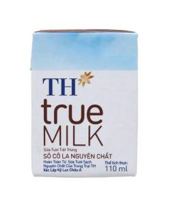 TH true MILK Chocolate Flavor