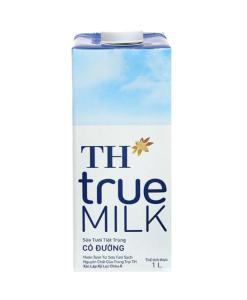 UHT Fresh Milk Sweetened