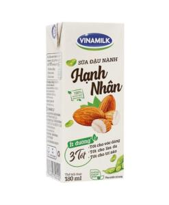 Vinamilk Soy Milk Almond