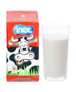 Whole Milk Without Sugar Inex